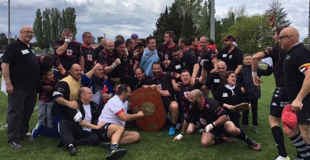 RUGBY AMATEUR. Les clubs champions de comité présentent leur bouclier avec fierté (4e partie)