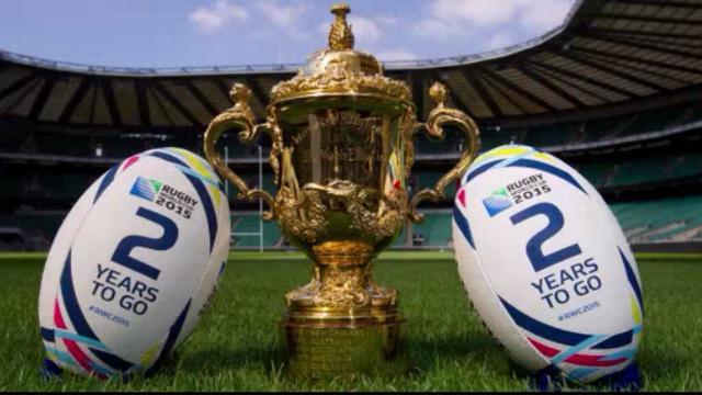 Le Calendrier de la Coupe du monde de Rugby 2015 en Angleterre