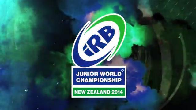 Le Calendrier du Championnat du monde de rugby U20 en 2014 en Nouvelle-Zélande