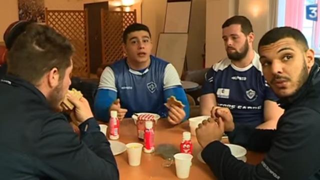 VIDEO. INSOLITE : entre rugby et études, plongez au cœur du Centre de formation du Castres Olympique