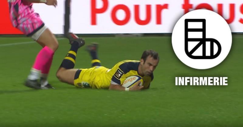 XV de France - Morgan Parra forfait pour la tournée et remplacé