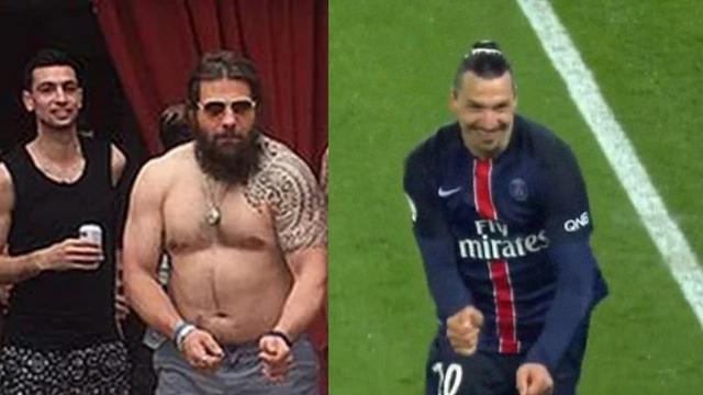 VIDEO. INSOLITE. Les clins d'oeil de Zlatan Ibrahimovic et Mourad Boudjellal à Martin Castrogiovanni