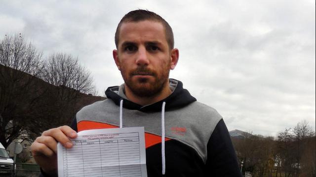 Le combat de Marc Caumont pour rejouer au rugby malgré la perte d'un oeil