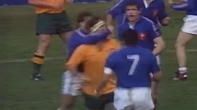 FLASHBACK VIDEO. 1990. Le déchaînement de violence des Français contre les Australiens