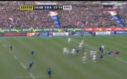 Rétro 2012 : Trinh-Duc rate le drop de la victoire face aux Anglais