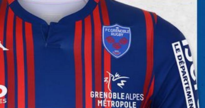 Le FC Grenoble rend hommage aux Mammouths avec son nouveau maillot !