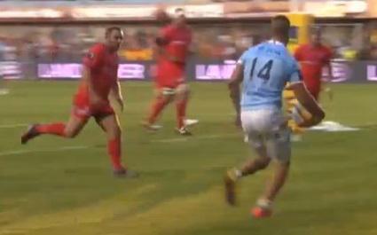 VIDEO. Le festival Sofiane Guitoune face au FC Grenoble