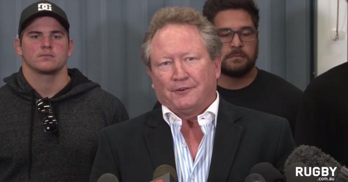 Super Rugby - Sous l'impulsion d'un milliardaire australien, la Western Force continue de se battre