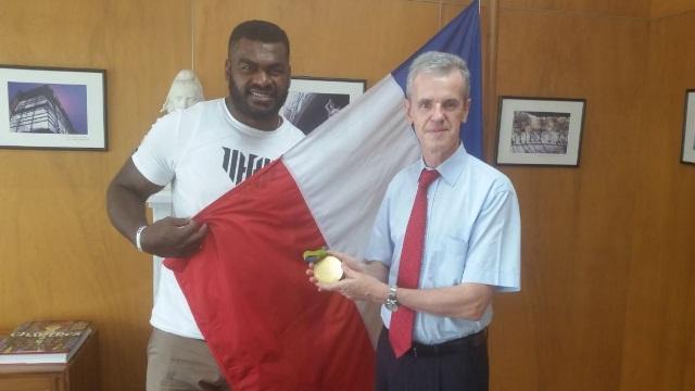 TRANSFERTS. Top 14 : le champion olympique Savenaca Rawaca au Stade Rochelais ?