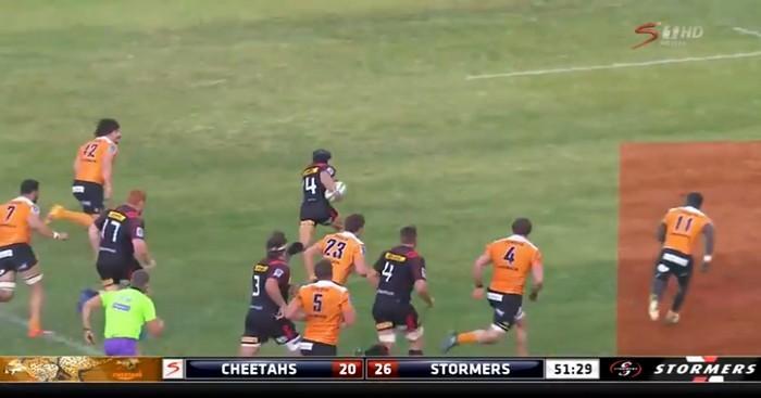 VIDEO. Super Rugby. Le futur Toulousain Cheslin Kolbe s'offre un triplé face aux Cheetahs
