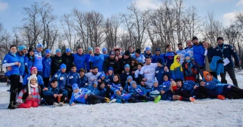 Le GFP Rugby Club va jouer au rugby dans le pays du Père Noël !