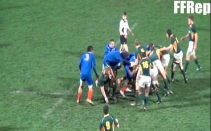 RESUME VIDEO. France vs Afrique du Sud - 19 ans