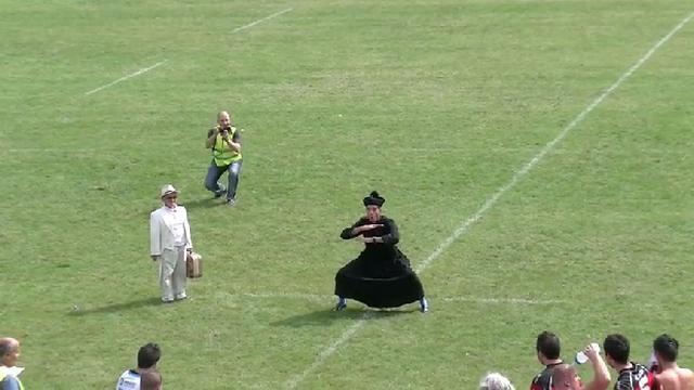 VIDEO. Rugby Amateur #23. Drop sans les mains et HaCa-Hors déjanté en Occitan de Don Cabruno