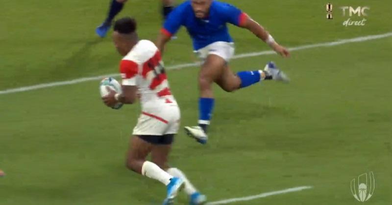 Le Japon croit toujours à la qualif', voici le résumé vidéo de la victoire face aux Samoa !