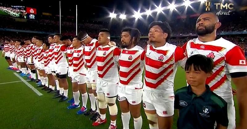 Le Japon dépasse la France au classement mondial après son succès sur l'Écosse