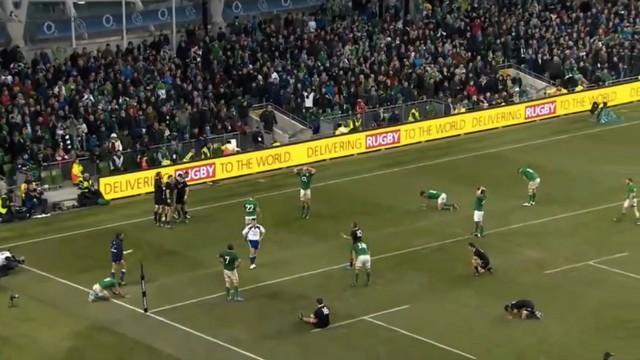 VIDEO. FLASHBACK. 2013. Le jour où l'Irlande a failli battre les All Blacks