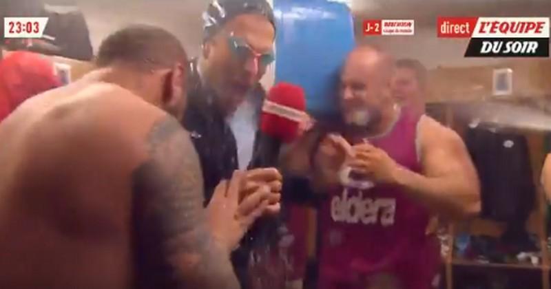 VIDEO. Fédérale 1 - Le journaliste de L'Equipe tombe dans un guet-apens à Bourgoin