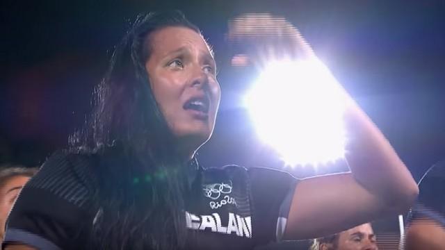 VIDEO. Rio 2016 - le haka plein d'émotion des Néo-Zélandaises après leur défaite en finale