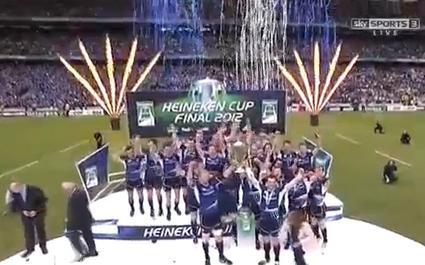 H-Cup 2012 : Quand le Leinster régnait sur l'Europe