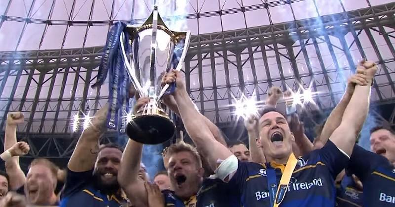 RESUME VIDEO. Champions Cup. Le Leinster crucifie le Racing 92 au bout du suspense