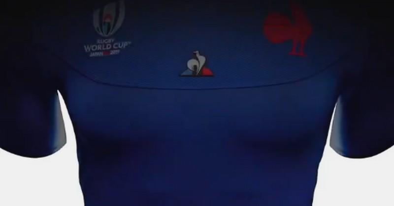 Le maillot et le logo des Bleus changent — XV de France