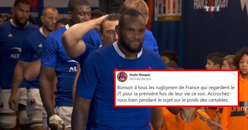 Le meilleur des réseaux sociaux pour l'annonce de la liste des 31 du XV de France !