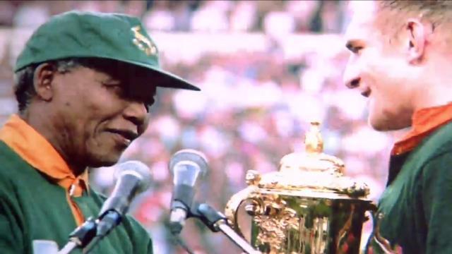Le monde du rugby rend hommage à Nelson Mandela