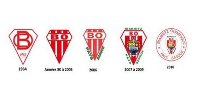 Pro D2 : le Biarritz Olympique dévoile son nouveau logo