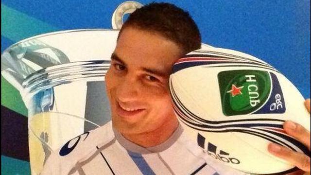H Cup : Le nouveau maillot du Castres olympique pour l'Europe