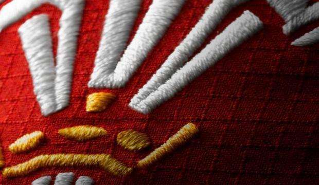 PHOTOS. Le nouveau maillot du Pays de Galles pour la Coupe du monde 2015