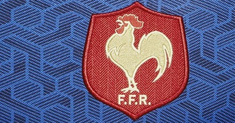 PHOTOS. Le nouveau maillot home du XV de France dévoilé