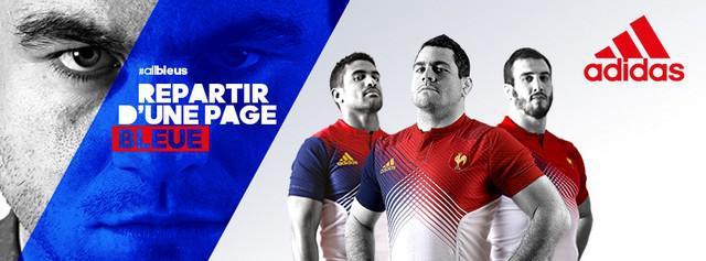 FFR : Toujours pas de publicité sur le maillot du XV de France