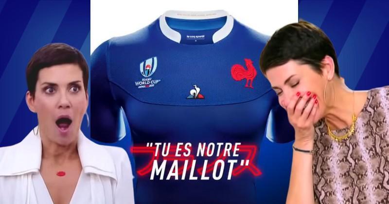 Le nouveau maillot du XV de France vous a-t-il convaincu ?