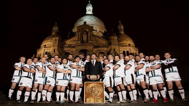 VIDEO. Rugby amateur : la superbe histoire du Paris XO, en lice pour un 2e titre de champion de France d'affilée