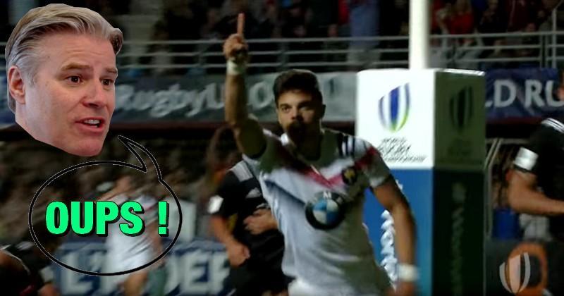 WTF - La victoire de France U20 aurait-elle surpris le patron de World Rugby ?