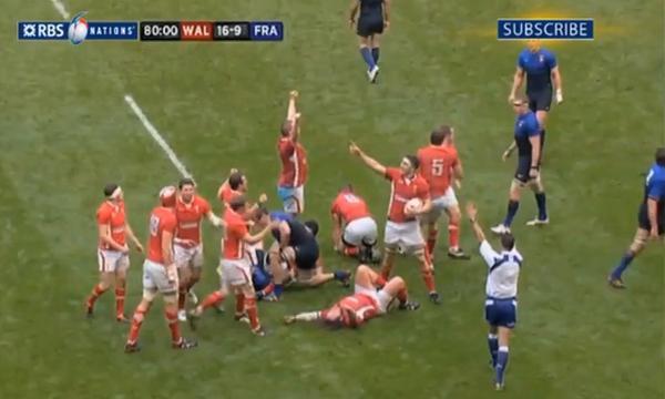 FLASHBACK. 2012 : le Pays de Galles remporte le Grand Chelem face au XV de France