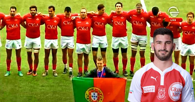 Le Portugal de Lagisquet affiche ses ambitions en vue de la Coupe du monde 2023