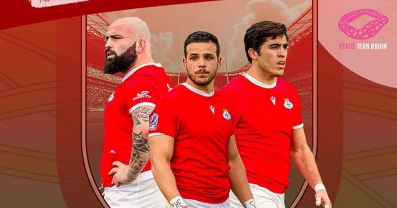 Le Portugal au stade Jean-Bouin pour défier la Géorgie !