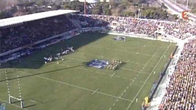 FLASHBACK. 2000 : le premier match de l'Italie dans le Tournoi des 6 nations