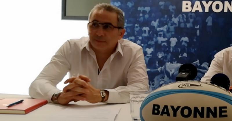 Le président de Bayonne envoie une grosse pique aux autres clubs de Pro D2