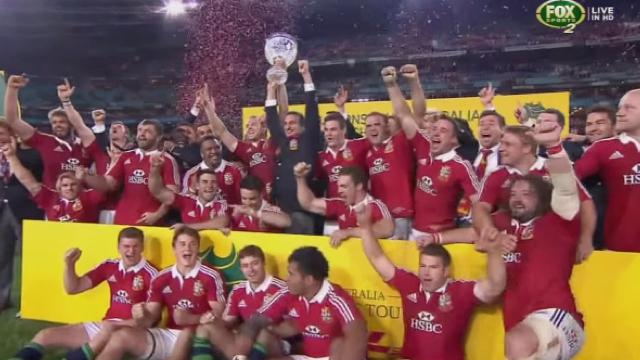 Le programme de la tournée des Lions Britanniques et Irlandais en Nouvelle-Zélande