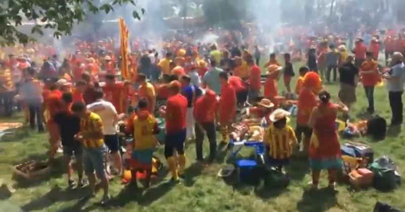 VIDEO. Le quartier des Sept Deniers marqué par le passage de la furia catalane