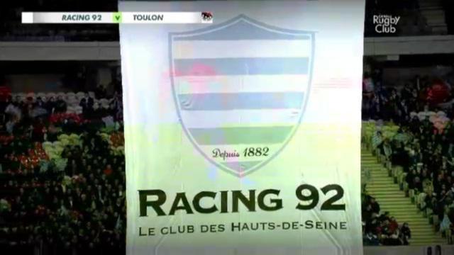 TOP 14. Le Racing 92 répond à Mourad Boudjellal pour les initiales MB écrites sur le ballon de match