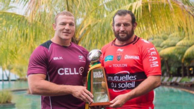 Le RCT participera au championnat du monde des clubs de rugby à 10, organisé à l'Île Maurice