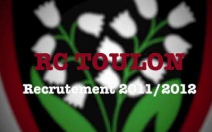 Le Recrutement 2011-2012 du RCT en vidéo