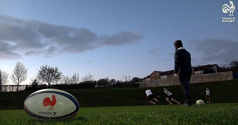 Et si l'avenir du XV de France passait aussi par le rugby à 7 ?