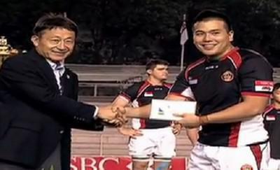 Le rugby asiatique en plein boom
