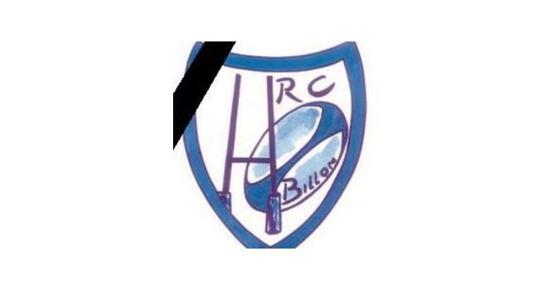AMATEUR - Le Rugby Club de Billom en deuil après le décès soudain d'un de ses jeunes