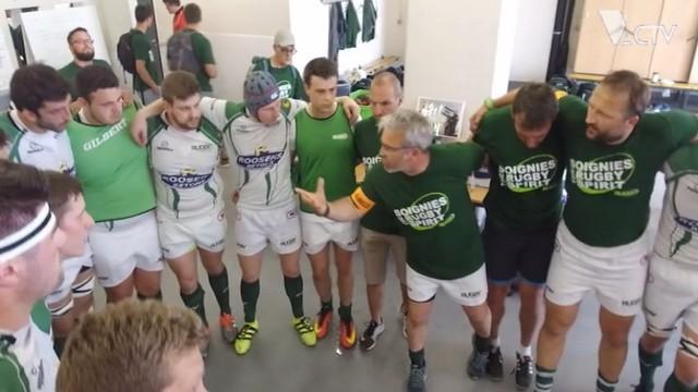 VIDÉO. AMATEUR. Le Rugby Club Soignies, aka l'ASM belge, échoue pour la 5e fois en finale