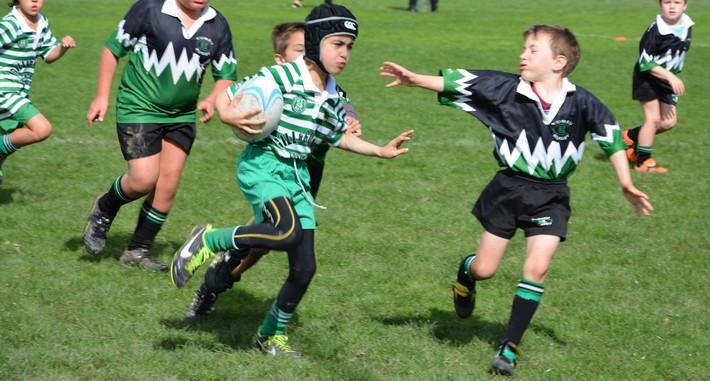 Le rugby dans 20 ans imaginé par des enfants de 5 ans